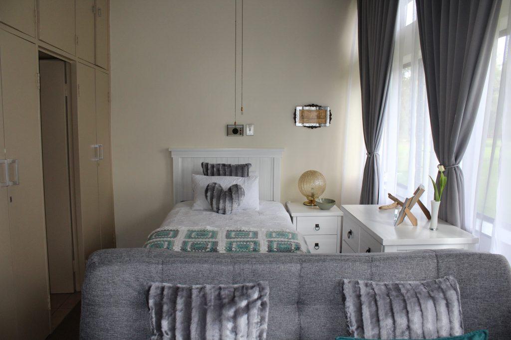 Slaapkamer Woonstel